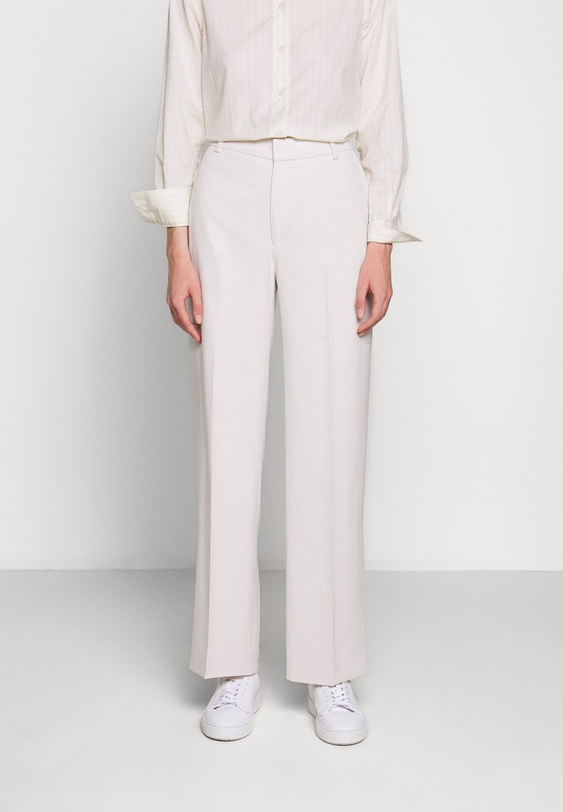 Filippa K - HUTTON TROUSERS - Bukser - ivory