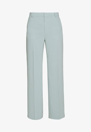HUTTON TROUSERS - Kangashousut - mint powder