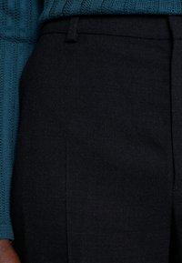 Filippa K - HUTTON TROUSER - Trousers - black - 3