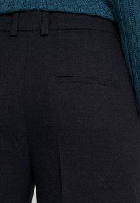 Filippa K - HUTTON TROUSER - Trousers - black - 5