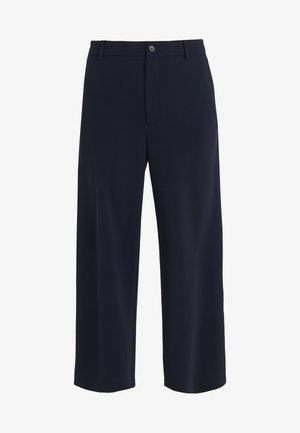 LAURIE TROUSERS - Bukser - navy