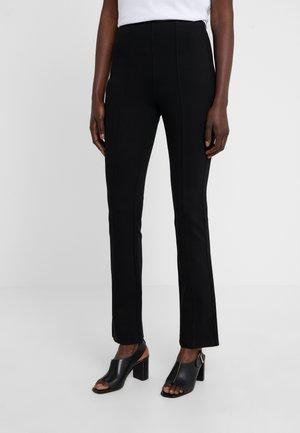 ERIN PANT - Leggings - Trousers - black
