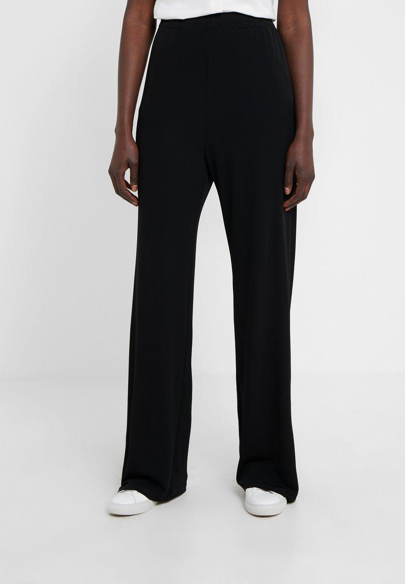 Filippa K - QUINN PANT - Tracksuit bottoms - black