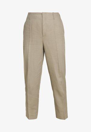 KARLIE TROUSER - Pantalon classique - khaki