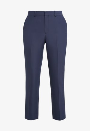 EMMA SUITING TROUSER - Stoffhose - indigo