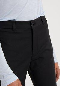 Filippa K - MILLIE TROUSER - Trousers - black - 4