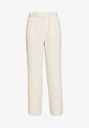 ELSIE TROUSER - Pantalon classique - ecru