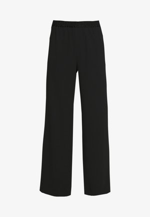 ELSIE TROUSER - Trousers - black
