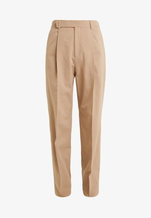 JULIE TROUSER - Bukse - dark khaki