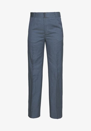 HEDWIG TROUSER - Bukse - blue grey