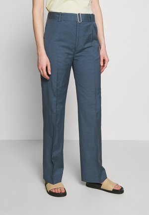 HEDWIG TROUSER - Bukser - blue grey