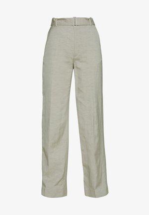 HEDWIG TROUSER - Kalhoty - light sage