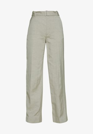 HEDWIG TROUSER - Pantalones - light sage