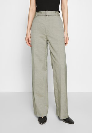 HEDWIG TROUSER - Bukse - light sage
