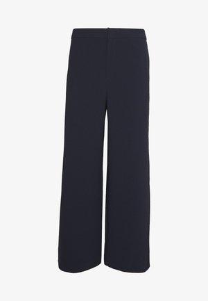 NAIA TROUSER - Pantalon classique - navy