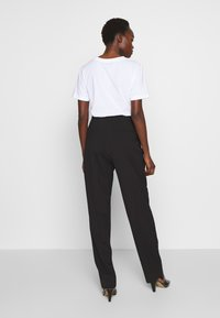 Filippa K - JULIE TROUSER - Pantaloni - black - 2