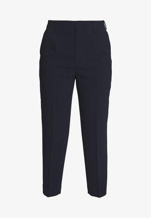 KARLIE TROUSER - Pantalon classique - navy