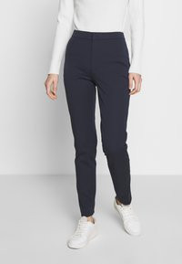 Filippa K - TROUSER - Chinot - navy - 0