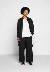 Filippa K - ARIA TROUSER - Pantalones - black - 1