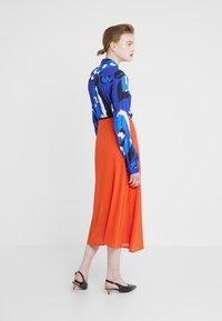 Filippa K - SKIRT - A-line skirt - tangerine - 2