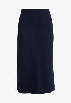 EVA PULL ON SKIRT - Pencil skirt - navy