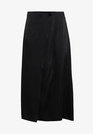 ALBA SKIRT - A-snit nederdel/ A-formede nederdele - black
