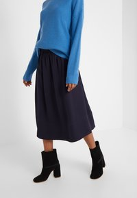 Filippa K - JULIET SKIRT - A-line skirt - deep blue - 0
