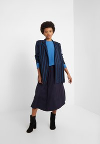 Filippa K - JULIET SKIRT - A-line skirt - deep blue - 1