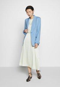 Filippa K - ANGELA SKIRT - A-line skirt - pale lime - 1