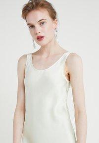 Filippa K - LONG SLIP DRESS - Robe d'été - pale lime - 3