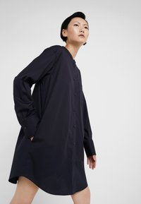 Filippa K - SHIRT DRESS - Shirt dress - navy - 3
