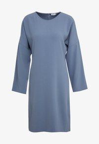 Filippa K - MEGHAN DRESS - Hverdagskjoler - blue grey - 3