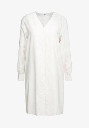 ISOBEL SHIRT DRESS - Skjortekjole - ivory