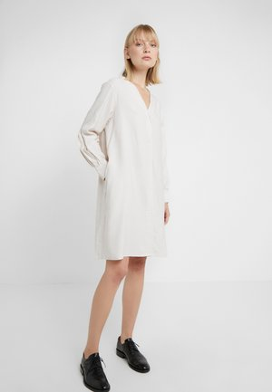ISOBEL SHIRT DRESS - Blousejurk - ivory
