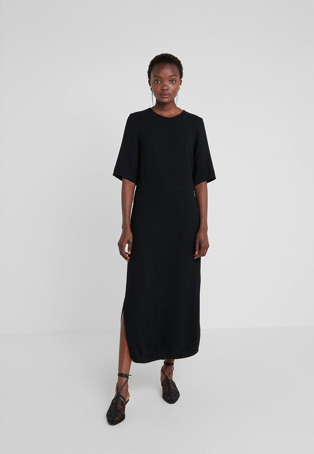 ALIDA DRESS - Korte jurk - black