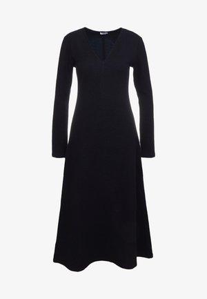 TILDA DRESS - Vestito lungo - navy