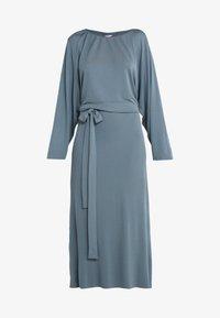 Filippa K - LEIA DRESS - Maxi dress - blue grey - 5