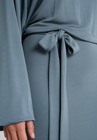 Filippa K - LEIA DRESS - Maxi dress - blue grey - 4
