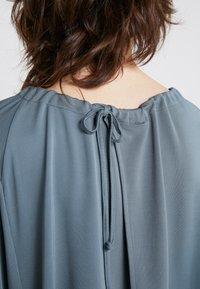 Filippa K - LEIA DRESS - Maxi dress - blue grey - 3