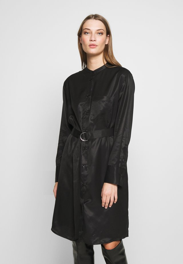 VERA DRESS - Paitamekko - black