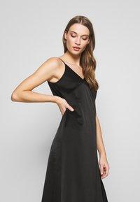 Filippa K - CALLIE DRESS - Robe de soirée - black - 4