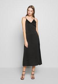 Filippa K - CALLIE DRESS - Robe de soirée - black - 0
