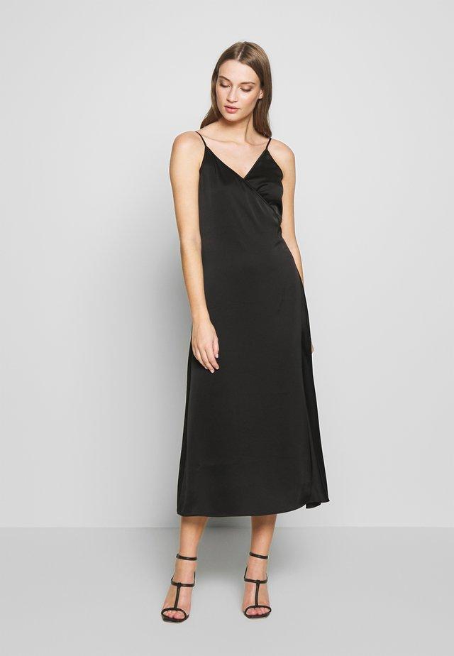 CALLIE DRESS - Cocktailjurk - black