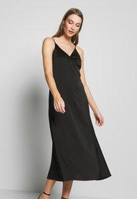 Filippa K - CALLIE DRESS - Robe de soirée - black - 3