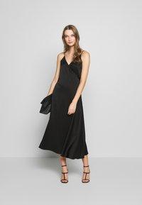 Filippa K - CALLIE DRESS - Robe de soirée - black - 1