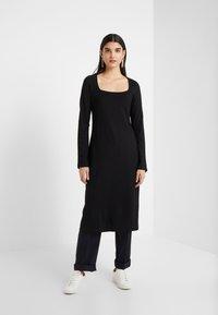 Filippa K - AMAYA DRESS - Jerseykjole - black - 1