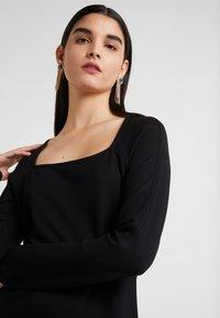 Filippa K - AMAYA DRESS - Jerseykjole - black - 4