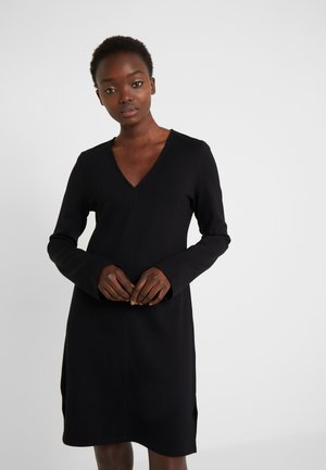 JADA DRESS - Jersey dress - black