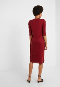 Filippa K - Gebreide jurk - pure red - 2