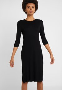 Filippa K - Pletené šaty - black - 3